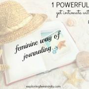 Feminine Way of Journaling
