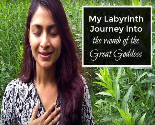 My Labyrinth Journey