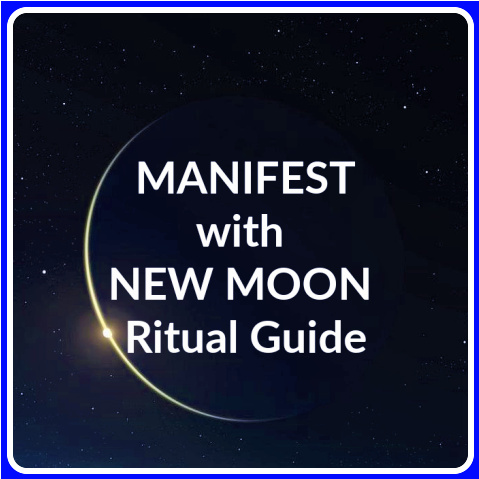 Manifest With New Moon